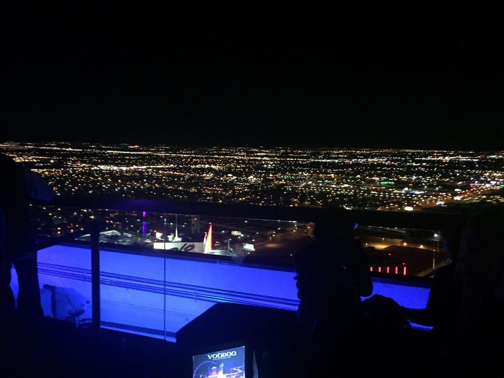 Voodoo rooftop nightclub las vegas / Ga firing line