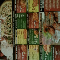 Wilkens Pizza and More menu - Baltimore MD 21223 - (410 ...