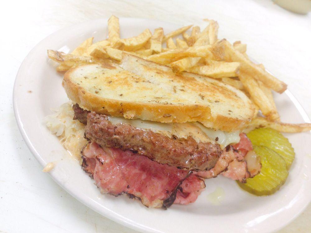 Allen Street Diner: 79 Allen St, Jamestown, NY