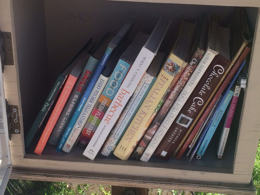 Little Free Library: 3775 Olmsted Ave, Los Angeles, CA
