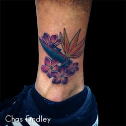 Chas findley tattoos 14 photos tattoo 6027 warner for Huntington beach tattoo