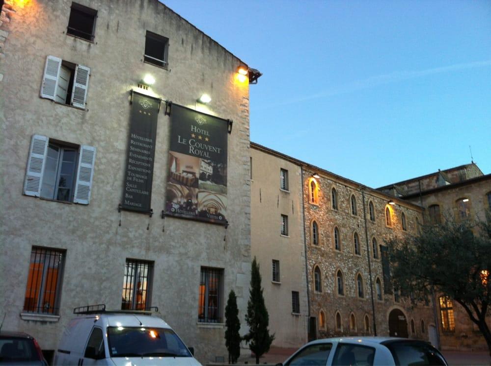 Hôtel le Couvent Royal - Saint-Maximin-la-Sainte-Baume