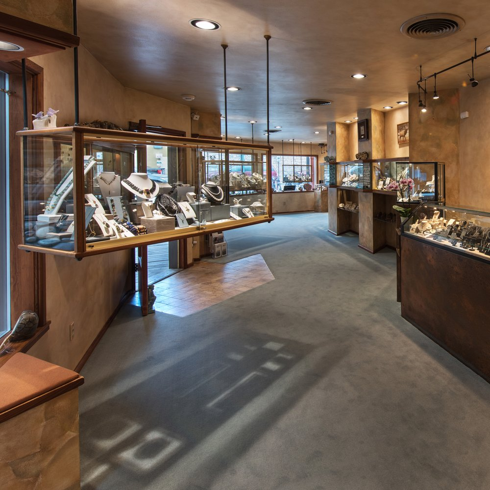 Danshelly Jewelry Originals: 125 North Cache St, Jackson, WY