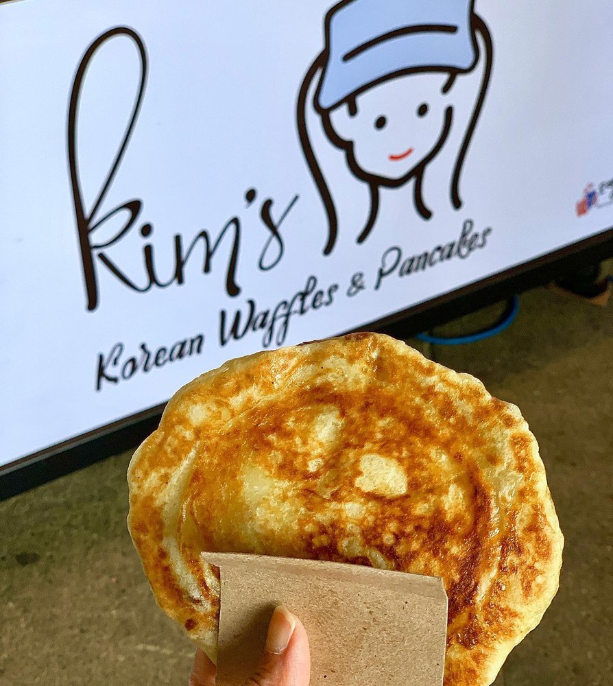 Kim's Korean Waffles and Pancakes