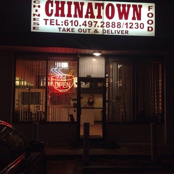 Photo Of Chinatown Chinese Restaurant Upper Chichester Pa United States