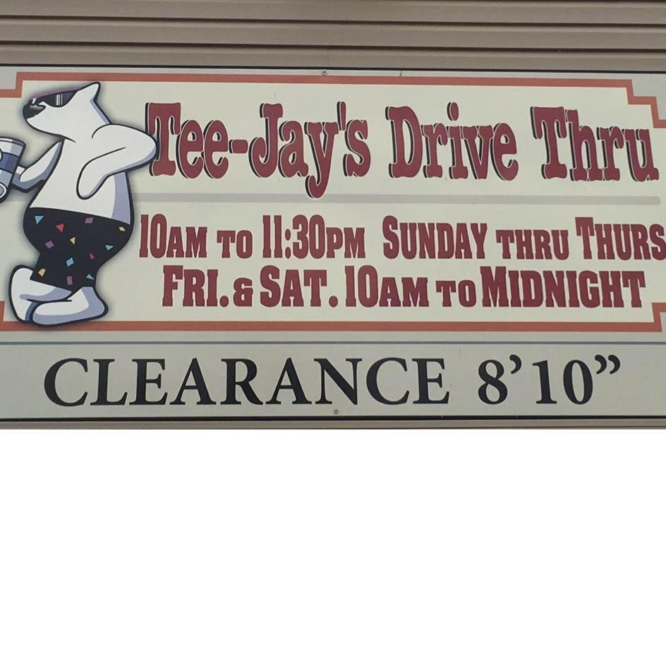 Tee Jays Drive Thru & Deli: 511 E Front St, Logan, OH