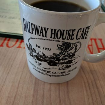 Halfway House Cafe Canyon Country Ca