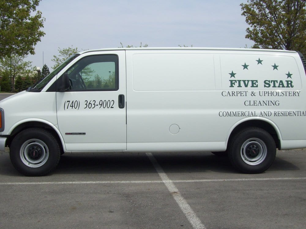 Five Star Carpet & Upholstery Cleaning: Delaware, OH