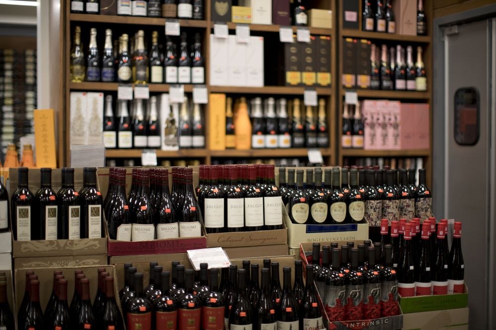 Social Spots from The Red Wagon Wine Shoppe