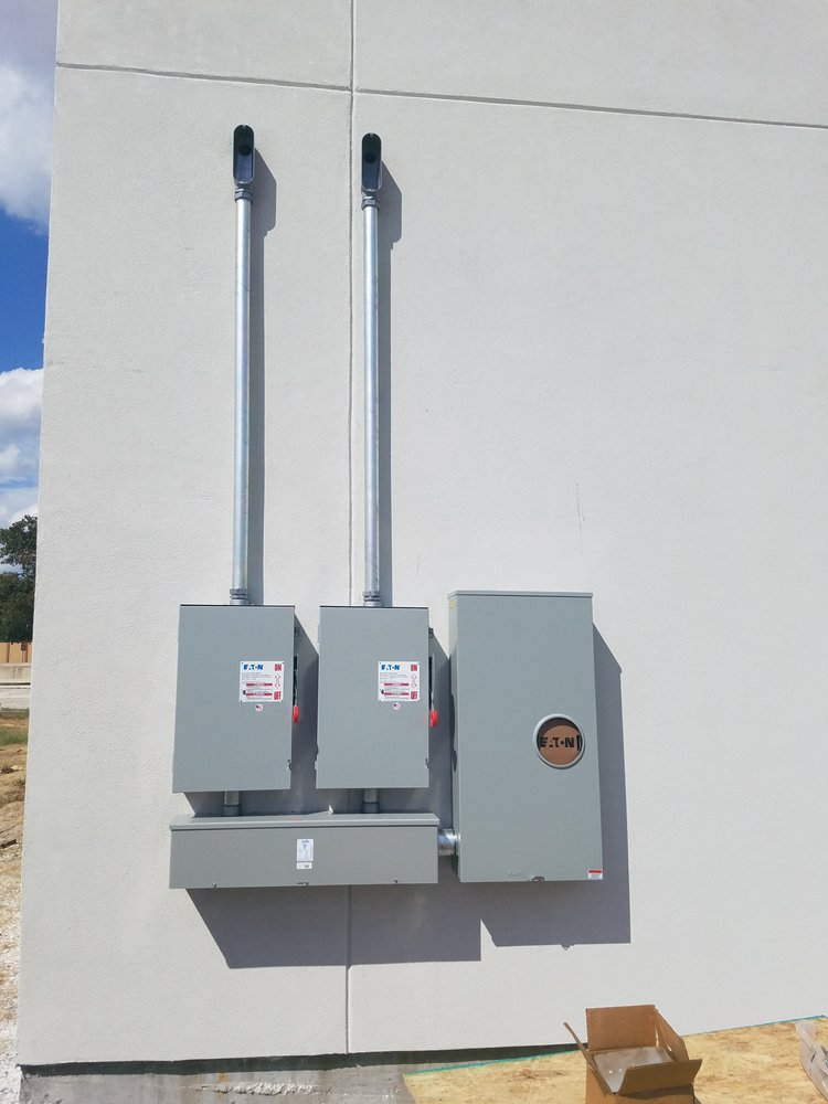 Barnett Electric: Azle, TX