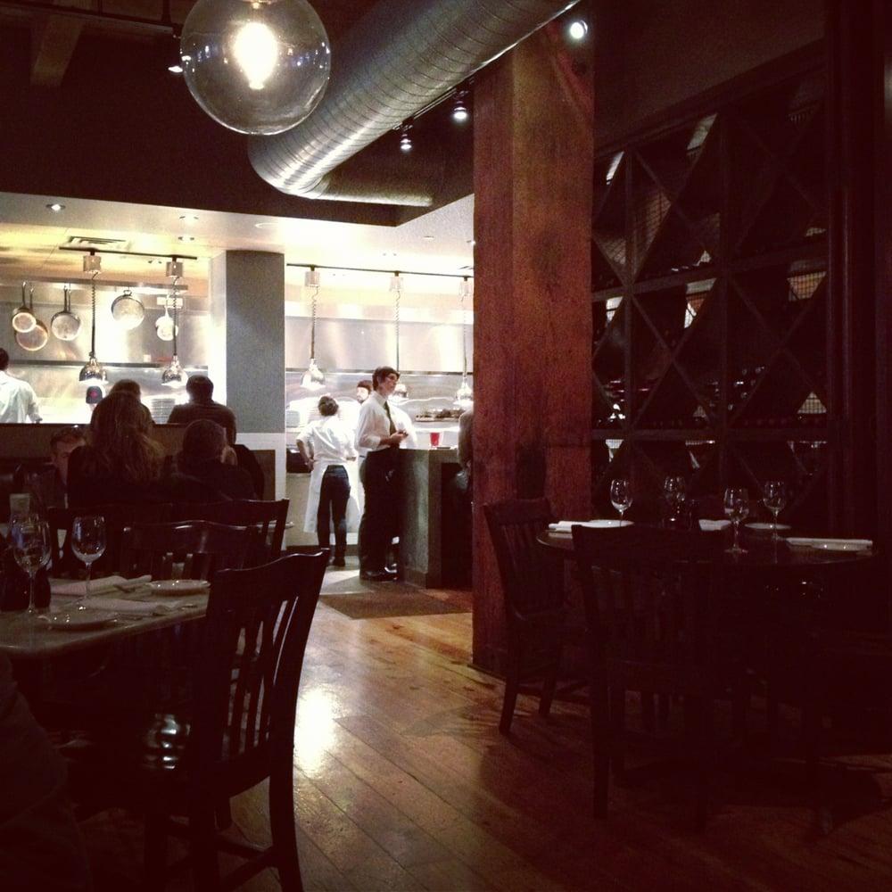 The Open Kitchen At Bar La Grassa