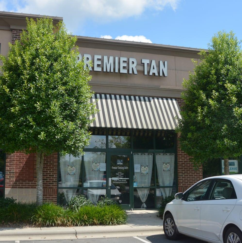Premier Tanning Salon: 350 George W Liles Pkwy, Concord, NC
