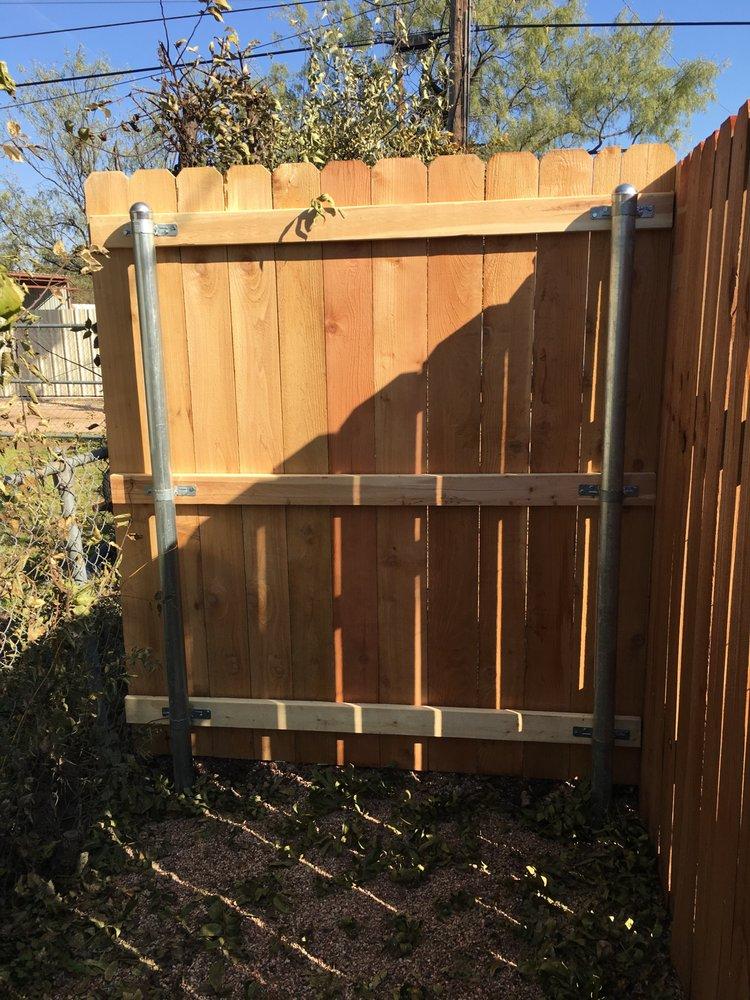 D & M Fencing: 942 S 25th St, Abilene, TX
