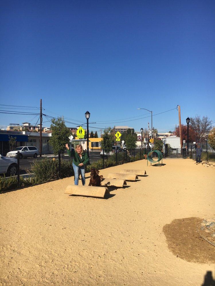 Redwood City Dog Park Main Street