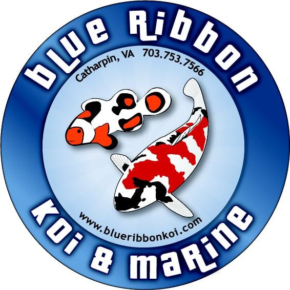 Blue Ribbon Koi & Marine Products: 4641 Sudley Rd, Catharpin, VA