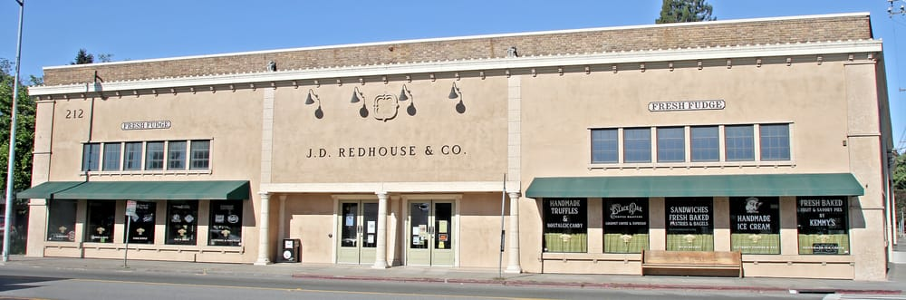 J D Redhouse & Co: 212 S Main St, Willits, CA