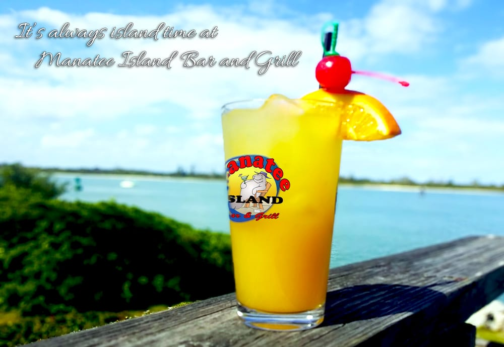 Manatee Island Bar And Grill Stuart Fl