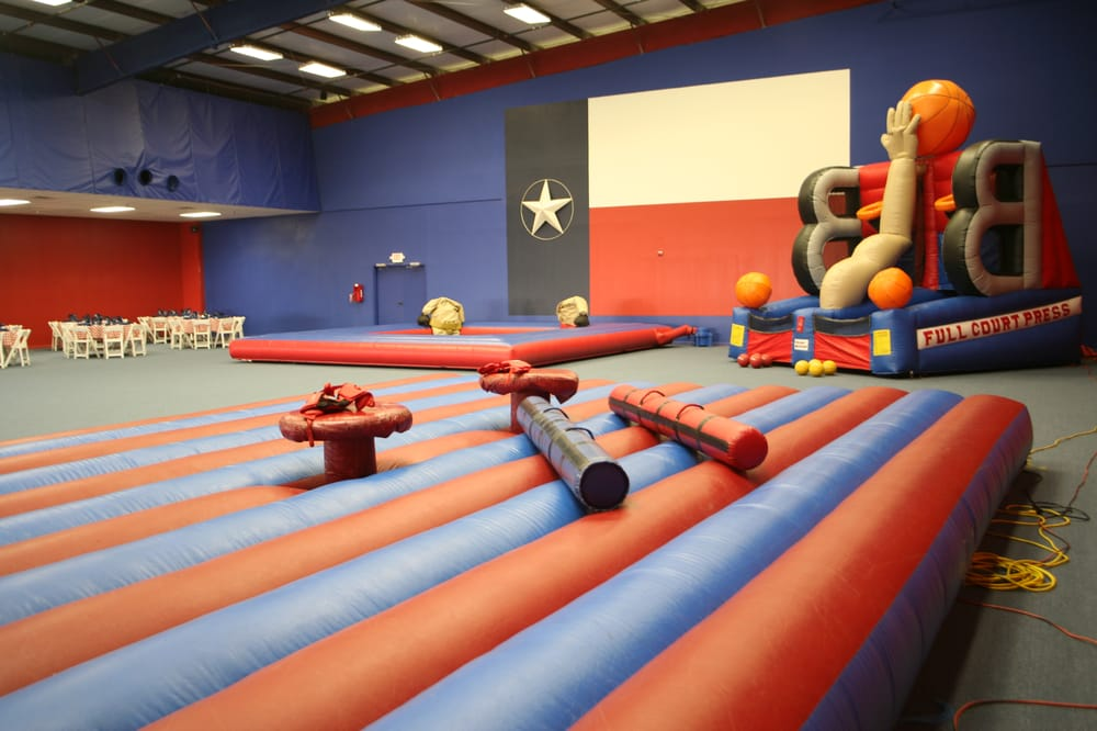 Texas Sumo Game Rental: 11621 Reeder Rd, Dallas, TX