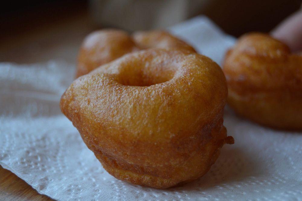 Daily Dozen Doughnut: 93 Pike St, Seattle, WA