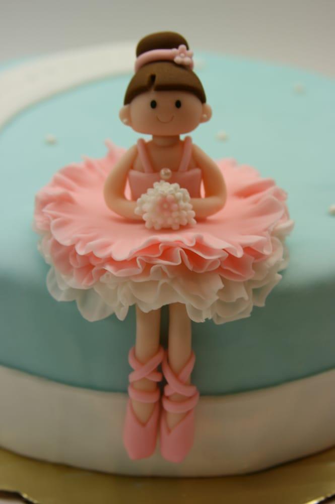 Ballerina cake topper - Yelp