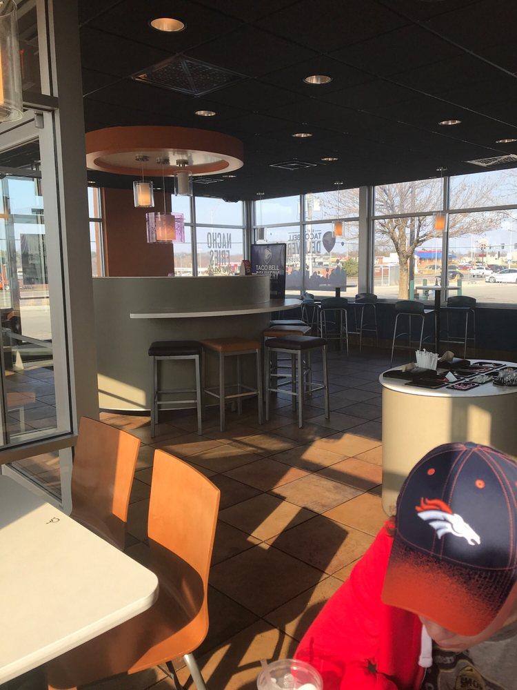 Taco Bell: 12075 W. Center Rd., Omaha, NE