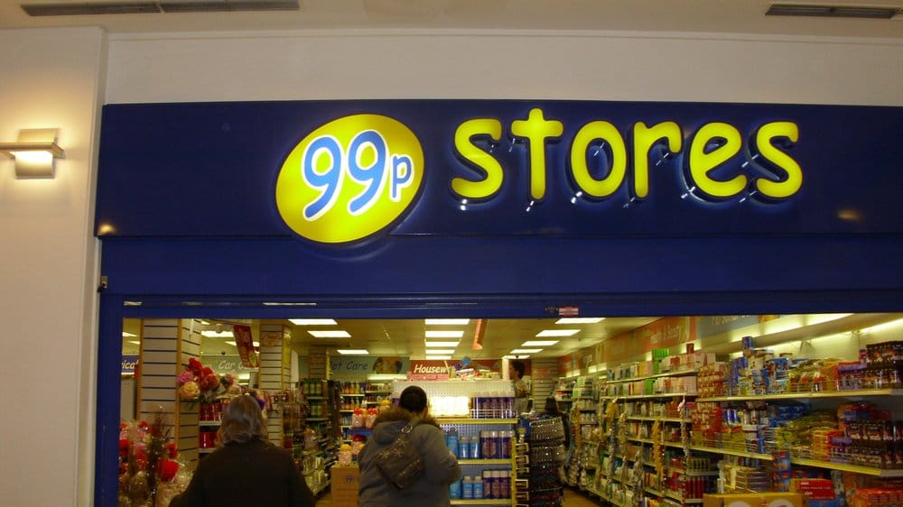 99p Stores: Unit 5, 6 and 7 Broadwalk Shopping Centre, Knowle, BST