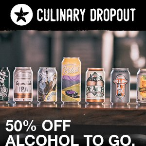 Social Spots from Culinary Dropout