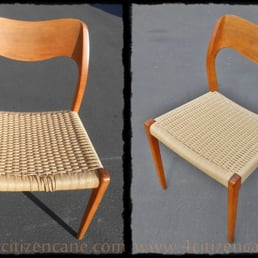 Photo Of Citizen Cane Chair Repair   Westminster, CA, United States. Mid  Century