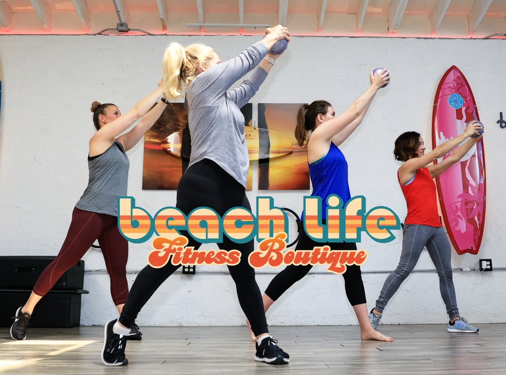 Beach Life Fitness Boutique