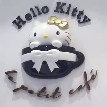 Hello Kitty le petit cafe CLOSED 28 Photos Desserts 555