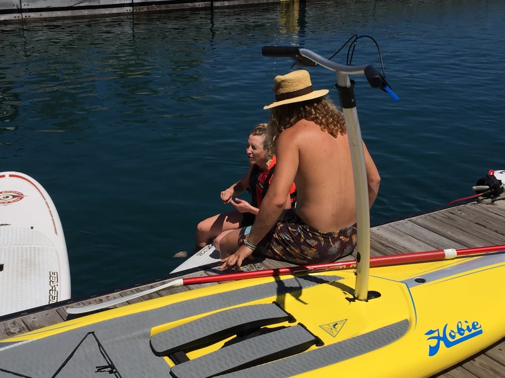 Chicago Water Sport Rentals at 31st Street Harbor: 3155 S Lake Shore Dr, Chicago, IL