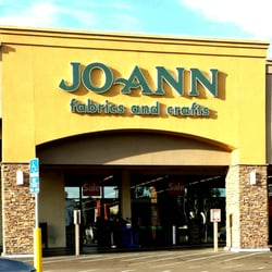 Jo Ann Fabrics And Crafts El Cajon Ca