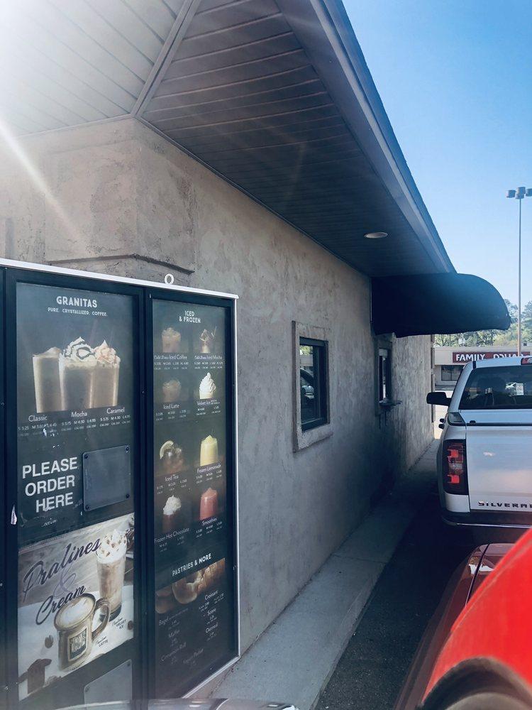 PJ's Coffee: 1213 Delaware Ave, McComb, MS