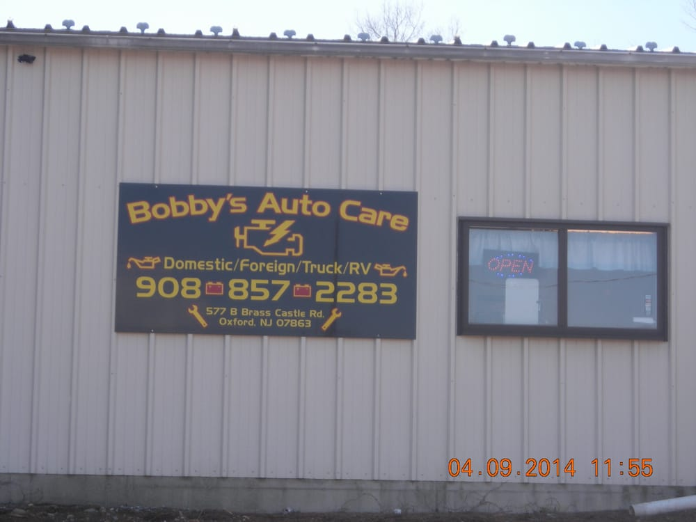 Bobby's Auto Care: 2151 State Rte 57, Washington, NJ