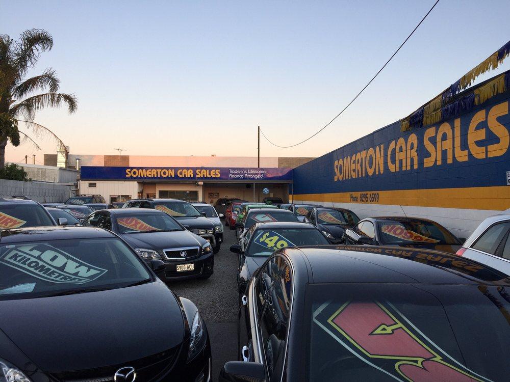 Somerton Car Sales - Car Dealers - 250 Brighton Rd, Brighton ...