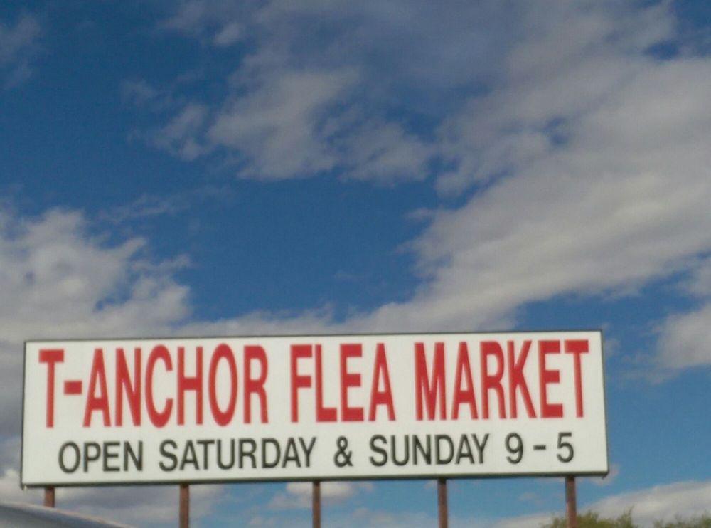 T Anchor Flea Market