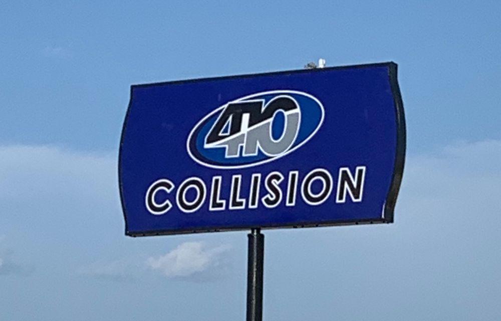 410 Collision