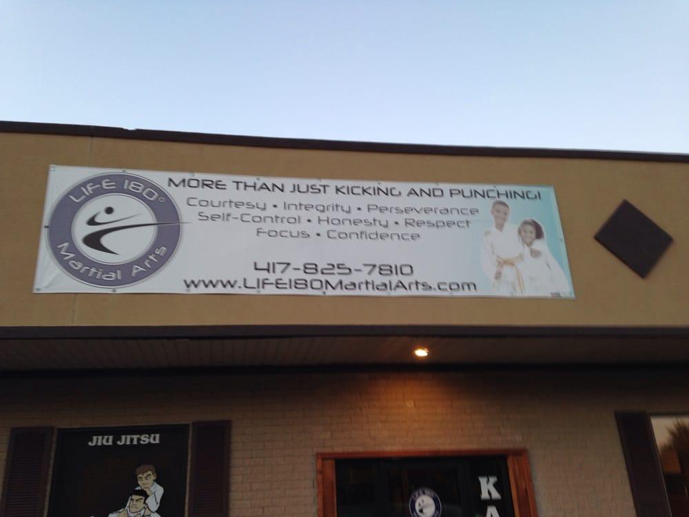 LIFE 180 Martial Arts: 1200 Briarbrook Dr, Carl Junction, MO