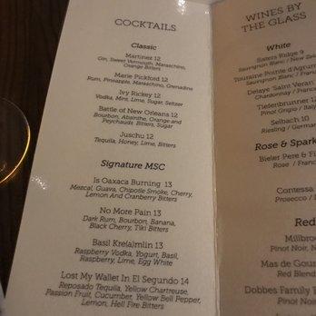 Montclair Social Club - (New) 186 Photos & 117 Reviews - Cocktail