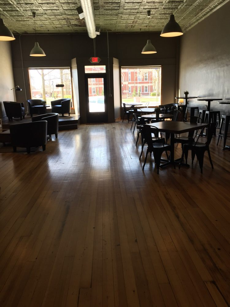 Brew 56 | Coffee and Tap House: 111 W Main St, Lyons, KS