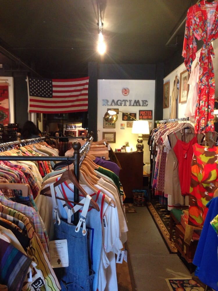Asheville nc clothing stores