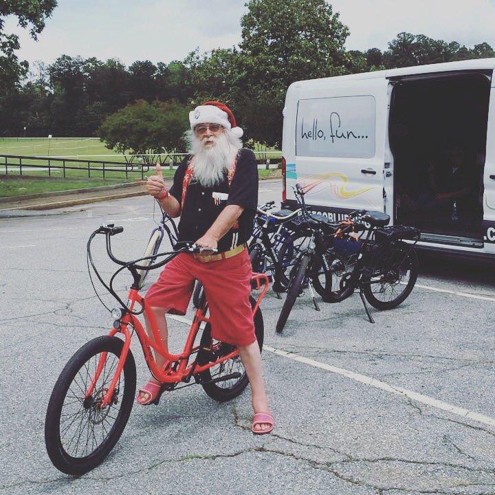 Pedego Electric Bikes Blue Ridge