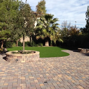 Sunny landscaping pavers design 159 photos 18 for Sunny landscape designs