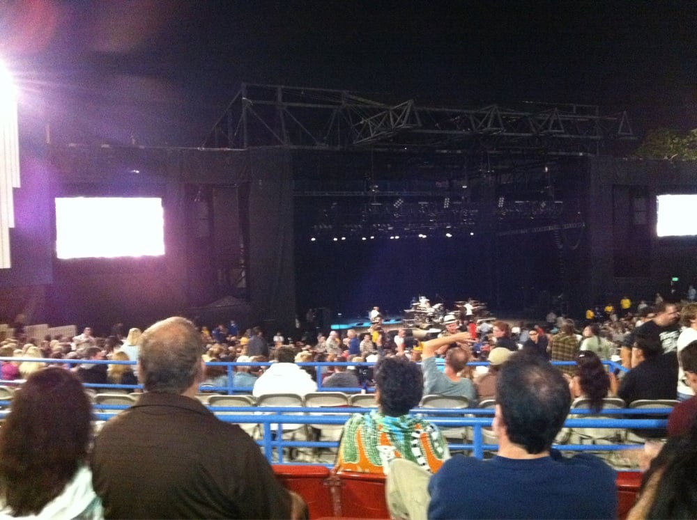 Section 5 Row D Seats Yelp
