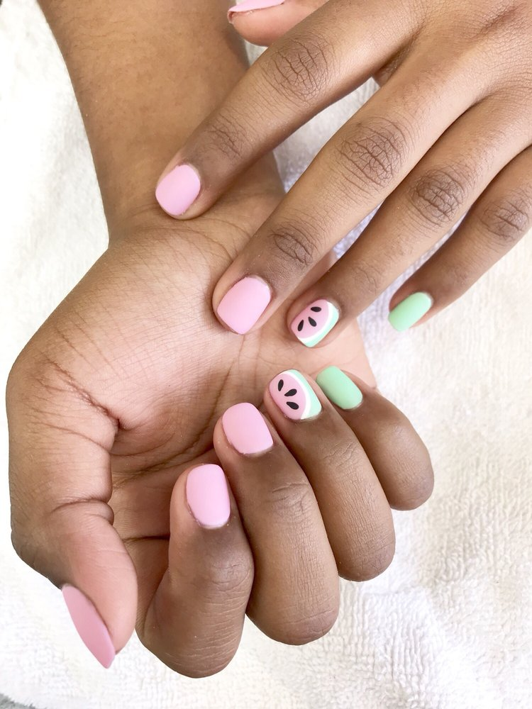 Nails Galore: 10953 Meridian Dr, Cypress, CA