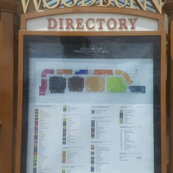 Woodburn Outlet Map Woodburn Outlet Map | compressportnederland Woodburn Outlet Map