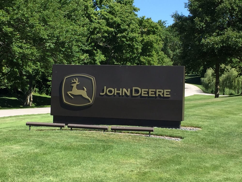 Deere & Company World Headquarters: 1 John Deere Pl, Moline, IL