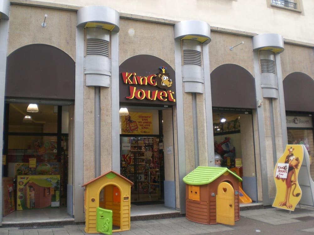 king jouet magasin de jouets 16 rue vieux march aux. Black Bedroom Furniture Sets. Home Design Ideas