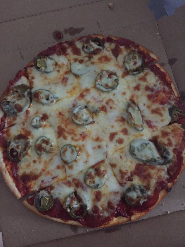 Pizza Man: 112 N Washington St, St Croix Falls, WI