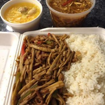 Chinese Food In La Crescenta